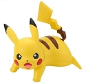 NEW: Pikachu Battle Pose  - Pokemon model collection from Bandai