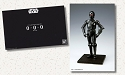 NEW 0-0-0 Black Protocol Droid - LIMITED EDITION - 1:12  from Bandai