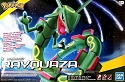 Rayquaza - Pokemon model collection from Bandai