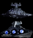 Star Destroyer Deluxe Edition with lights - 1:5000 from Bandai - $117.99 - PREORDER RESERVATION