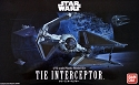 TIE Interceptor 1:72 from Bandai