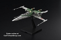 X-Wing with R5 droid - The Rise Skywalker - 1:72 - from Bandai - PREORDER RESERVATION