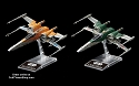 The Rise of Skywalker X-Wing Set - 1:144 scale - from Bandai - PREORDER RESERVATION