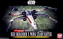 Rogue One Red Squadren X-Wing  1:72 & 1:144 2 pack from Bandai