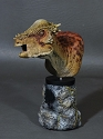 Pachycephalosaurus - MicroMania Bust from Black Heart