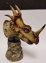 Styracosaurus - MicroMania Bust from Black Heart