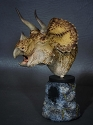 Triceratops - MicroMania Bust from Black Heart