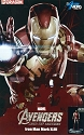 Iron Man  Mk 43 with Tony Stark head - 1:9 scale prepainted kit from Dragon