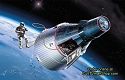 Gemini Spacecraft with Spacewalker 1:72  from Dragon Models