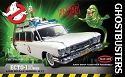Ghostbusters Ecto-1 with Slimer figure!   from Polar Lights