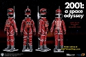 PREORDER: 2001 Red Discovery Astronaut Suit 1:6 scale (figure not included) -  from Executive Replicas - PREORDER RESERVATION ($100  deposit)