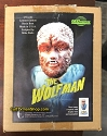 The Wolfman 1/4 scale bust from Geometric