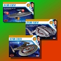 Gift Set - Star Trek Discovery - Enterprise, Shenzhou and Discovery