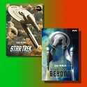 Gift Set - Star Trek Kelvin Universe - USS Franklin and USS Kelvin