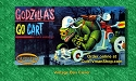 PREORDER  Godzilla's Go Cart!! from Polar Lights  - $29.99  PREORDER RESERVATION