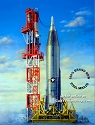 Convair SM-65D Atlas ICBM 1:72 from Horizon
