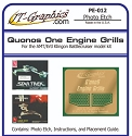Quonos One Engine Grills detail set 1:537 from JTGraphics