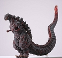 Shin-Godzilla 2016 GIANT SIZE 2 foot tall vinyl kit from Kaiyodo PREORDER RESERVATION (downpayment required)