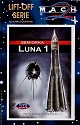 Luna 1 Launch Vehicle 1:72 scale from Mach OPEN BOX KIT