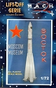 Vostok - Moscow Museum - 1:72 scale from Mach OPEN BOX KIT