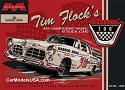 Tim Flock's 1955 Chrysler C300 Championship Stock Car 1:25 from Model King/Moebius