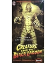 The Creature from the Black Lagoon from Moebius Models (2017 edition) SCRATCH AND DENT