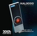 HAL9000 1:1 scale kit from Moebius Models