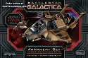 Galactica Raptor Armament Set 1:32 scale from Moebius