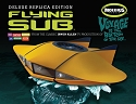 Deluxe  METAL Flying Sub finished diecast model 1:32 scale from Moebius Models - FREE SHIPPING!