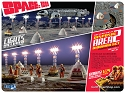 Space: 1999 Nuclear Waste Area #2 - 1:48 scale diorama -  SCRATCH AND DENT