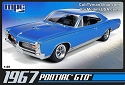 1967 Pontiac GTO 1:25 from MPC/Round 2