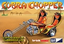NEW: Cobra Chopper Trick  Trike 1:25 from MPC/Round 2