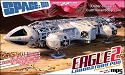 Space:1999 Eagle 2 with lab pod 1:48 scale from MPC/Round 2  SCRATCH AND DENT