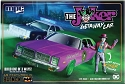 The Joker Getaway Car and Joker figure 1:25 reissue from AMT/Round 2