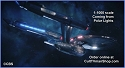 U.S.S. Enterprise from Star Trek Discovery 1:1000 scale from Round 2/Polar Lights - PREORDER RESERVATION