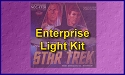 PREORDER:  Classic Enterprise Light Kit - 1:350 scale from Round 2 - $191.99 - PREORDER RESERVATION