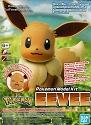 EeVee - Pokemon model collection from Bandai