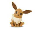 NEW: Eevee quick build  - Pokemon model collection from Bandai