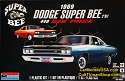1969 Dodge Super Bee 440 Six Pack - 1:24 from Revell/Monogram