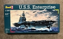 USS Enterprise aircraft carrier - 1:1200 from Revell