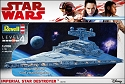 Imperial Star Destroyer Master Series 1:2700 from Revell/Zvezda