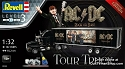 AC/DC Tour Truck - 1:32 scale from Revell/Germany