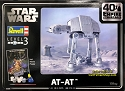 AT-AT - Empire Strikes Back Anniversary 1:53 scale from Revell/Germany