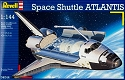 Space Shuttle Atlantis 1/144 scale from Revell-Germany