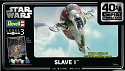 Slave 1 - Empire Strikes Back Anniversary 1:88 scale from Revell/Germany
