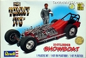 Tommy Ivo's Showboat dragster 1:25 from Revell/Monogram