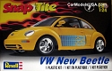 New VW Beetle 1:25 from Revell/Monogram