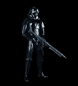 Shadow Stormtrooper 1:6  from Bandai - PREORDER RESERVATION