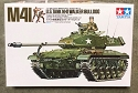 M41 US Tank from Tamiya - OPEN BOX KIT