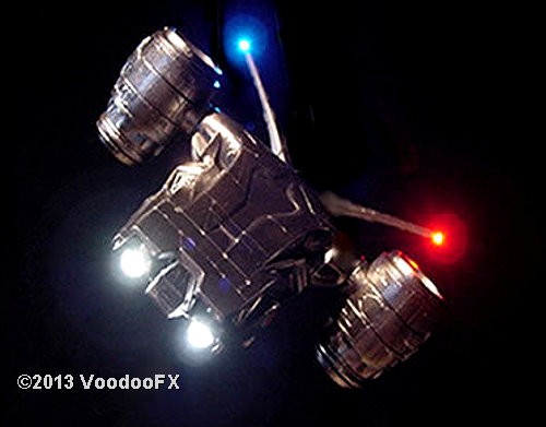 Aerial Hunter Killer light kit from VoodooFX
